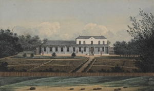 Government House Sydney 1809
