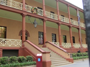 State Parliament, Sydney