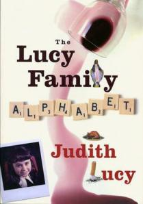 The Lucy Family Alphabet by Judith Lucybook cover.