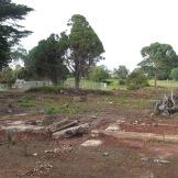 The empty site