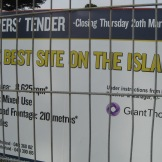 Yep, it probably is the best site on the island