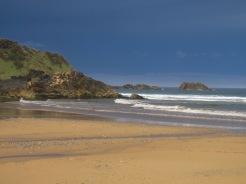 Thursday afternoon - beautiful beach