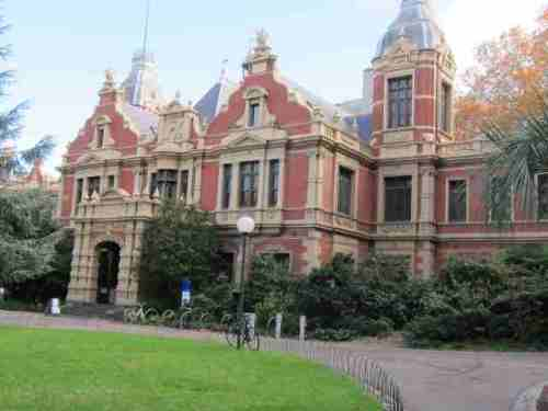 1888 Building, University of Melbourne