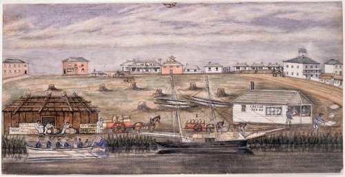 the-landing-place-and-market-reserve-in-1839