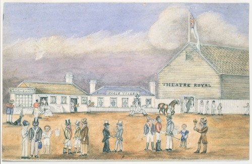 The Eagle Tavern and Theatre Royal