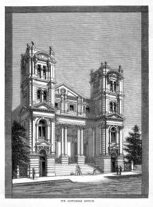 the australian church.